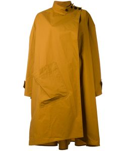 LEMAIRE | Asymmetric Oversize Coat