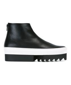 Givenchy | Ботинки На Рифленой Подошве