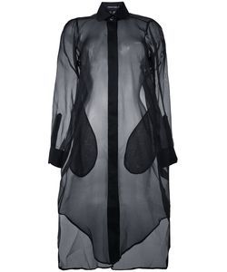 Penelophe S Sphere | Organza Shirt Dress