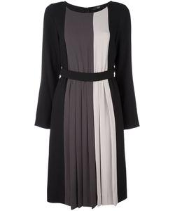 Steffen Schraut | Striped Belted Dress