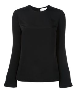 RACIL | Round Neck Longsleeved Blouse