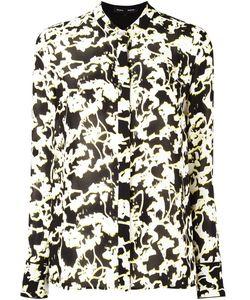 Proenza Schouler | Рубашка С Абстрактным Принтом