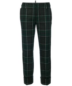 Dsquared2 | Check Flared Pants
