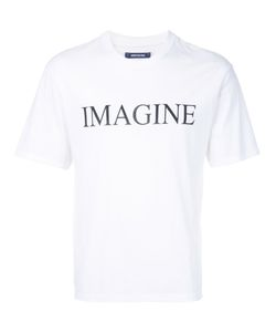 CHRISTIAN DADA | Imagine Print T-Shirt Size 50