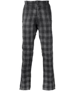 Transit   Checked Trousers Size Xs