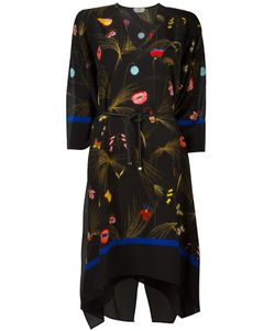 Fendi | Print Kaftan Dress Silk