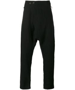 Lost & Found Rooms   Drop-Crotch Trousers