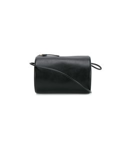 Building Block | Cylinder Sling Crossbody Bag Leather