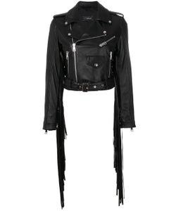 Manokhi | Fringed Cropped Jacket