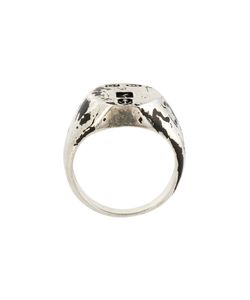 Andrea D'amico | Worn Out Effect Ring Medium