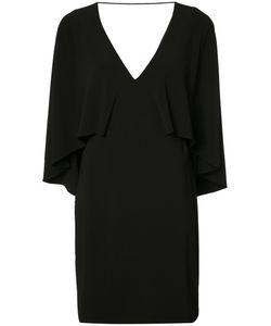 Halston Heritage | Pleated Trim Dress Size 8