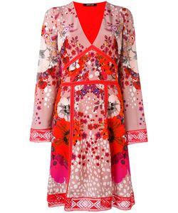 Roberto Cavalli | Платье В Принт