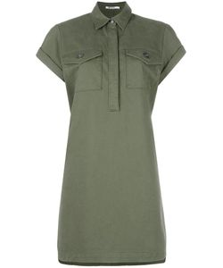 T By Alexander Wang | Military Shirt Dress 6