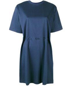 Kenzo | Lace-Up Waist T-Shirt Dress