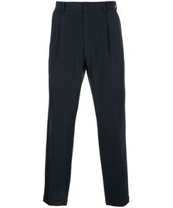 En Route | Cropped Tailored Trousers Men