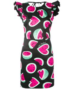 Love Moschino | Watermelon Heart Print Dress