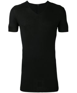 Unconditional | Ribbed V-Neck T-Shirt Xl