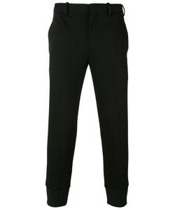 Neil Barrett | Ribbed Cuff Trousers