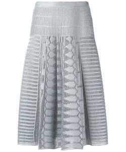 Gig | A-Line Knitted Skirt Pp