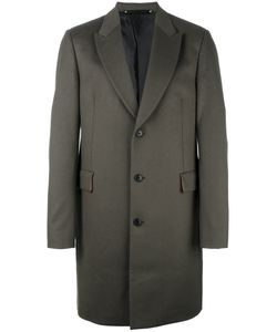 Paul Smith | Single Breasted Coat 42 Cashmere/Wool/Cupro