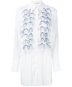 Marco De Vincenzo | Embroidered Shirt Dress