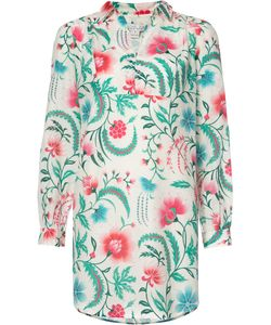 Rachel Zoe | Print Shirt Dress Size 4