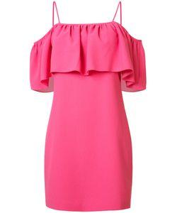 Trina Turk | Spaghetti Strap Flutter Dress Size 4