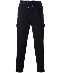 Emporio Armani | Skinny Trousers 52 Cotton/Polyester/Spandex/Elastane