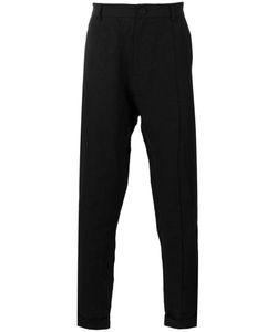 Isabel Benenato | Slim Fit Tapered Trousers