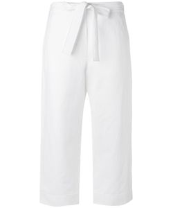 Sara Lanzi | Cropped Trousers M