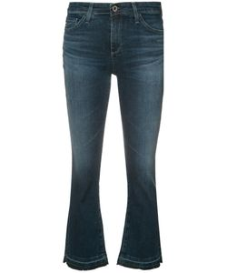 AG JEANS | Cropped Skinny Jeans Size 31