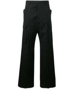 Rick Owens | Tailo Cargo Trousers 50 Cotton/Rubber