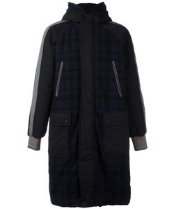Andrea Pompilio | Quilted Coat 50 Wool/Polyamide/Alpaca/Polyester