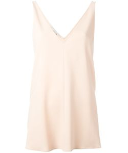 Stella Mccartney | Sutton Top 44 Viscose/Acetate/Spandex/Elastane