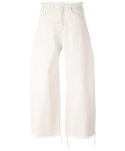 Marques Almeida | Marquesalmeida Super Fla Trousers 8 Cotton
