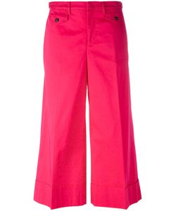 No21 | Wide Leg Cropped Trousers Size 46