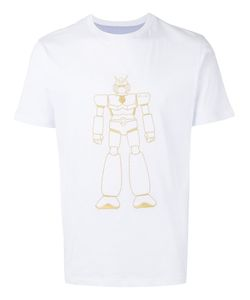 Lc23   Robot Print T-Shirt S