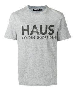 Haus By Ggdb | Logo Print T-Shirt Size Large