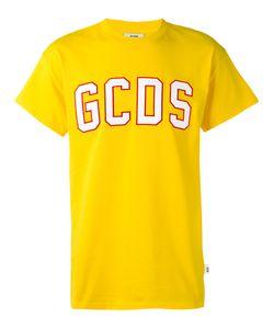 Gcds | Logo Print T-Shirt Size Large