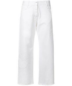 Each X Other | Cropped Trousers Size 24