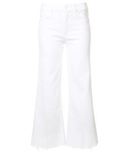 Mother | Roller Crop Fray Jeans