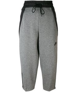Nike | Cropped Track Pants Xs