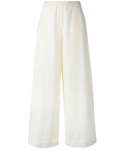 Humanoid | Cropped Palazzo Pants Medium Cotton