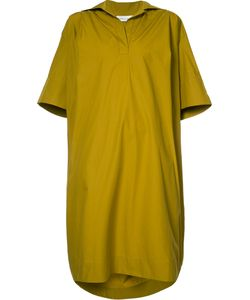 Wanda Nylon   Платье С V-Образным Вырезом