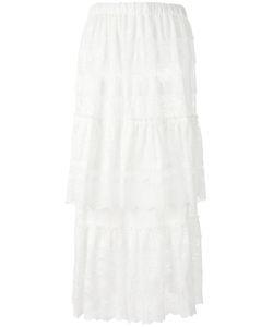 JUNYA WATANABE COMME DES GARCONS | Junya Watanabe Comme Des Garçons Lace Skirt Small