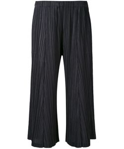 PLEATS PLEASE BY ISSEY MIYAKE | Pleated Cropped Trousers