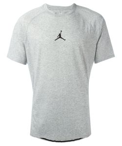 Nike | Jordan Jump Man T-Shirt Large Cotton/Polyester/Viscose