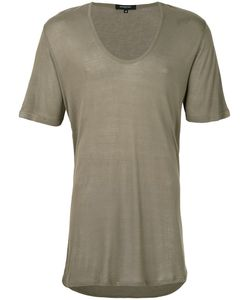 Unconditional | Scoop Neck T-Shirt Men M
