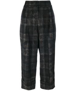 Antonio Marras | Cropped Wide Leg Trousers