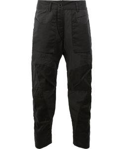 ZIGGY CHEN | Combat Trousers 50 Cotton/Ramie